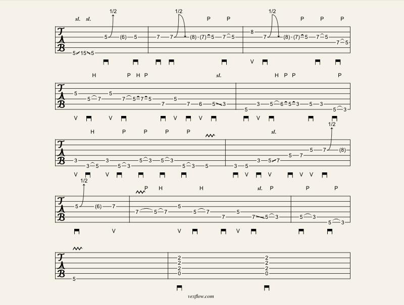 crossroads intimidation breakdown - 05. harmonics