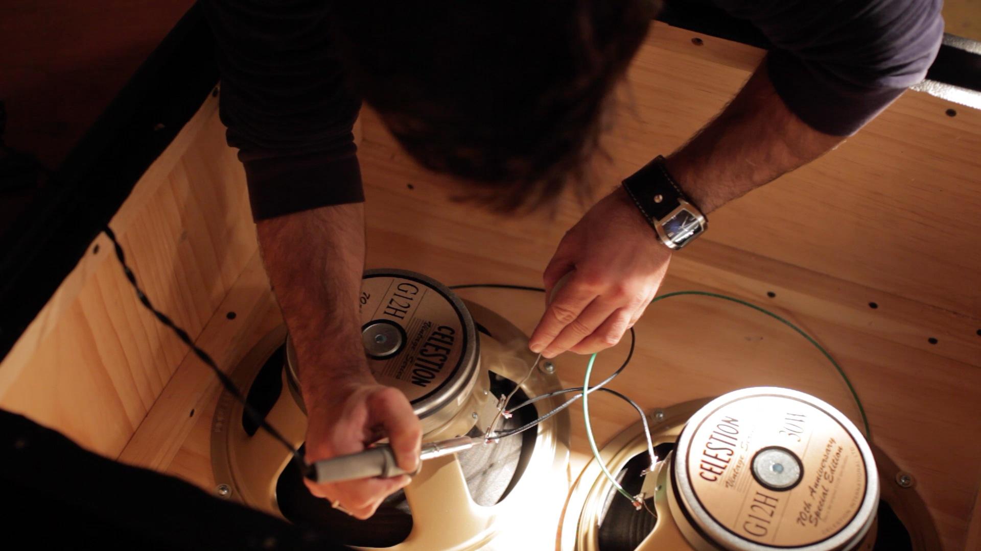black pine soldering 1