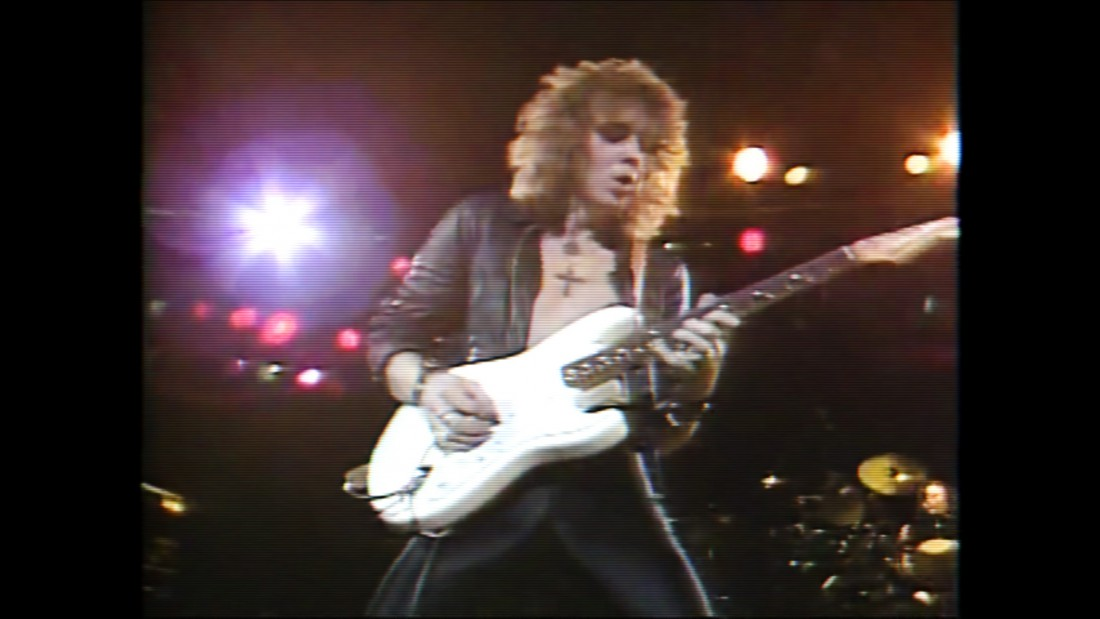 Yngwie's Picking Technique: The Rotational Mechanic
