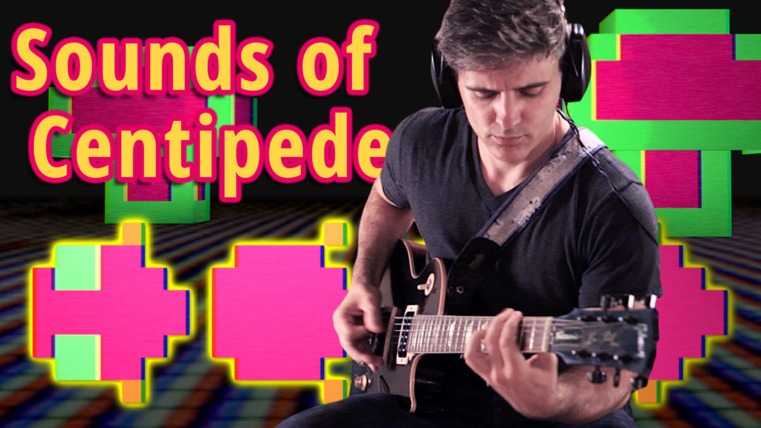 Watch the Sounds of Centipede Feature!